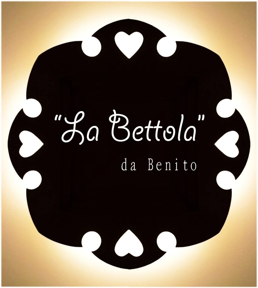 """logo """"La Bettola"""" da benito"""