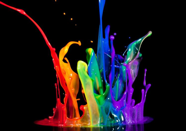 la percezione del colori
