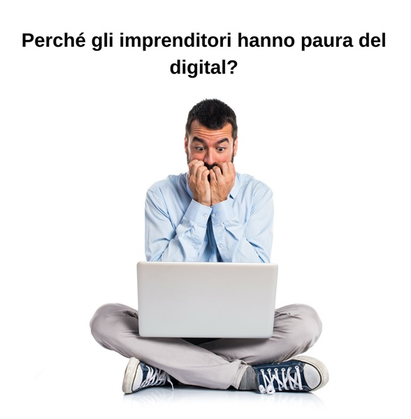 paura del digital