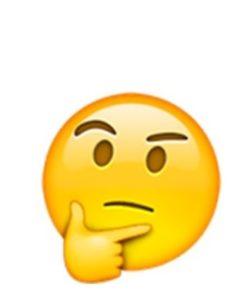 emoji domanda