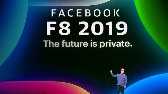 Facebook F8 2019