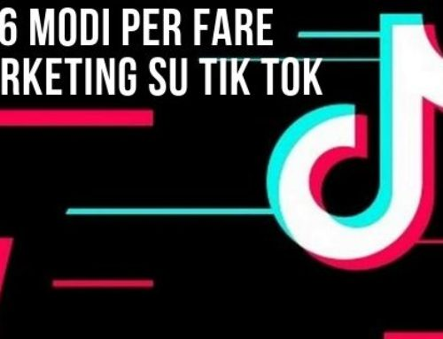 6 modi per fare marketing su Tik Tok