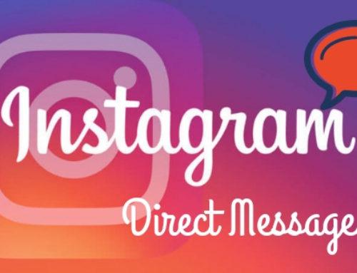 3 vantaggi nell'utilizzo dei DM su Instagram