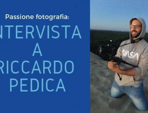 Passione fotografia? Intervista a Riccardo Pedica