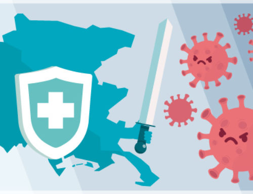 Vuoi combattere la crisi del coronavirus? Ecco la strategia SWORD
