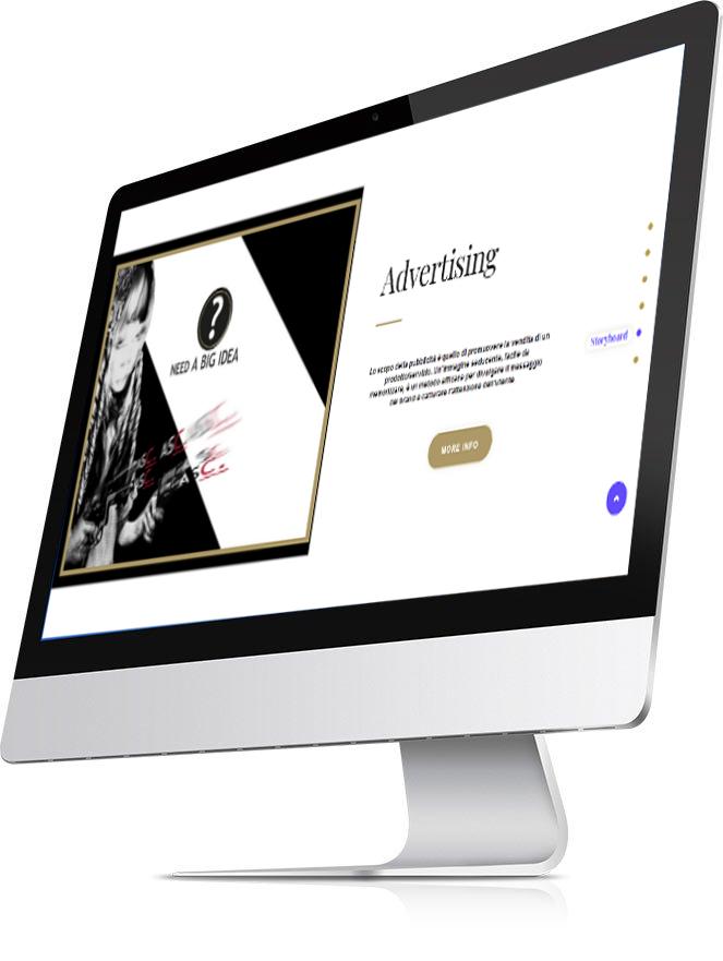 Siti web per servizi