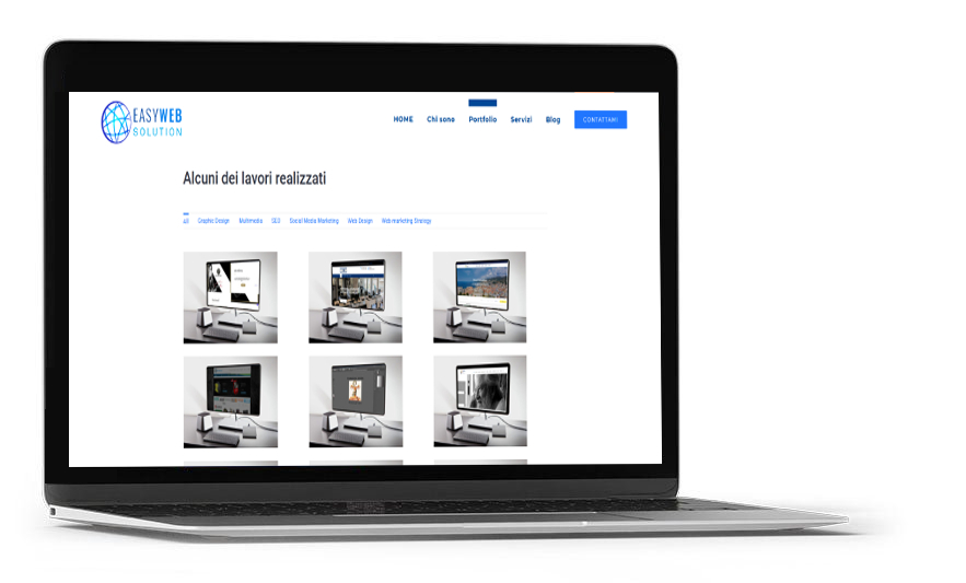 web design servizi